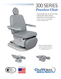 300 Series Procedure Chair Flyer