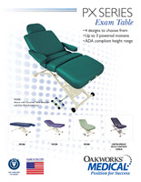 PX Series Exam Table Brochure