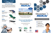 Medical Product Information Trifold