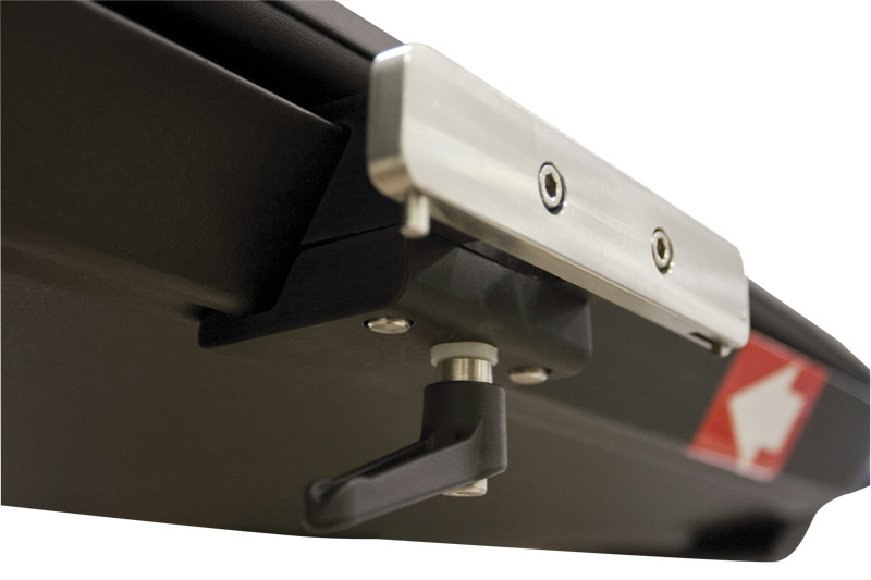 6in Adjustable T-Rail Clamp