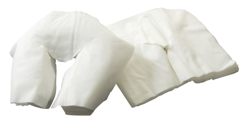 Flat Disposable Face Rest Covers